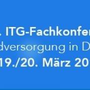 """13. ITG-Fachkonferenz """"Breitbandversorgung in Deutschland"""""""