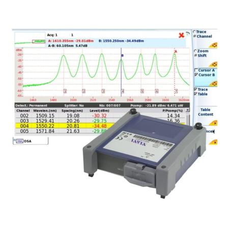 COSA-4055 Optisches CWDM-Spektrumanalysator-Modul