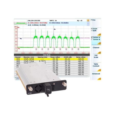 OSA-Module: Hochauflösender OSA-610