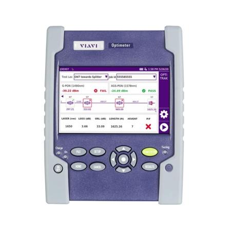 Optimeter FTTx-Tester/Zertifizierer