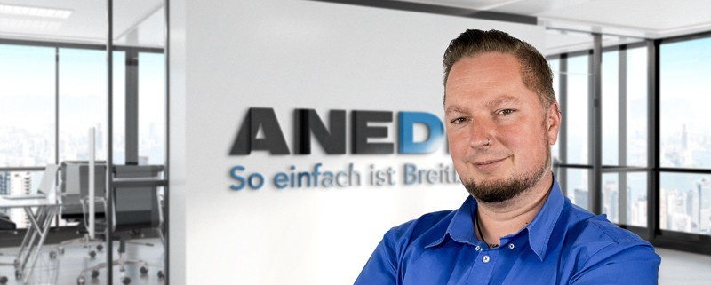 Sebastian Reyer - Produktspezialist Messtechnik / Glasfaserlösungen